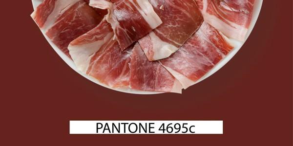 Comida y color relacionadas en el Typical Spanish Pantone Food de Gastromedia.