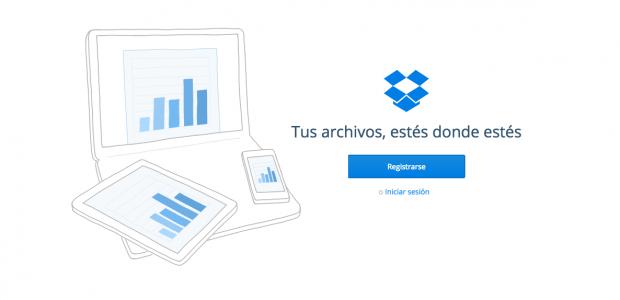 Dropbox como alojamiento de imágenes para usar en HTML.