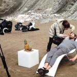 Making of del vídeo corporativo.