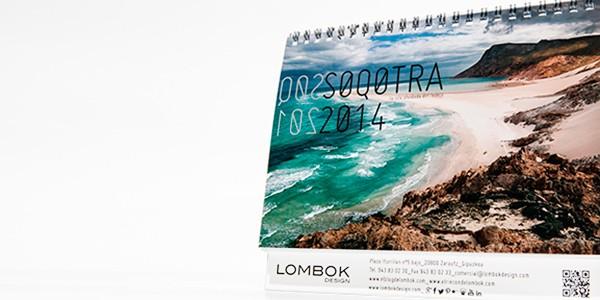Calendario Lombok Design 2014: Isla de Soqotra.