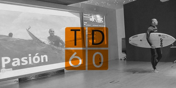 La ola de la verdad de Rubén Sardiña en el TechDay60.