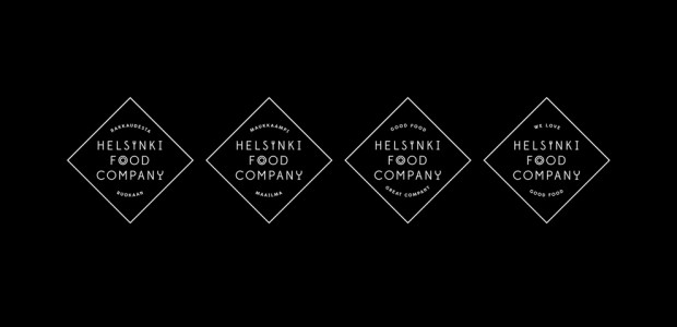 Helsinki Food Company, identidad corporativa  #Diseño