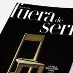 Muebles LUFE en portada del suplemento Fuera de Serie