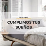 diseño de nueva web para la marca de productos de descanso Tiendas Ensueños