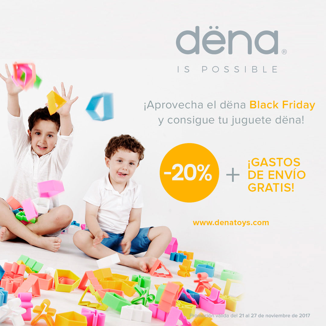 Black Friday de dëna