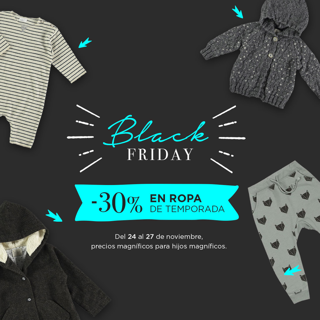 BLACK FRIDAY de Una Mamá en las Nubes