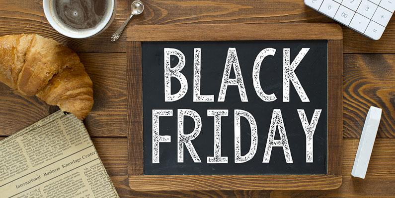 En Black Friday no subimos los precios. Nuestros clientes tampoco