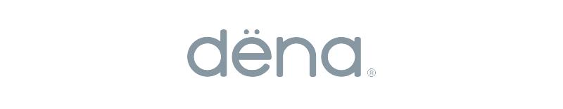 Logo de dëna diseñado por Lombok Design