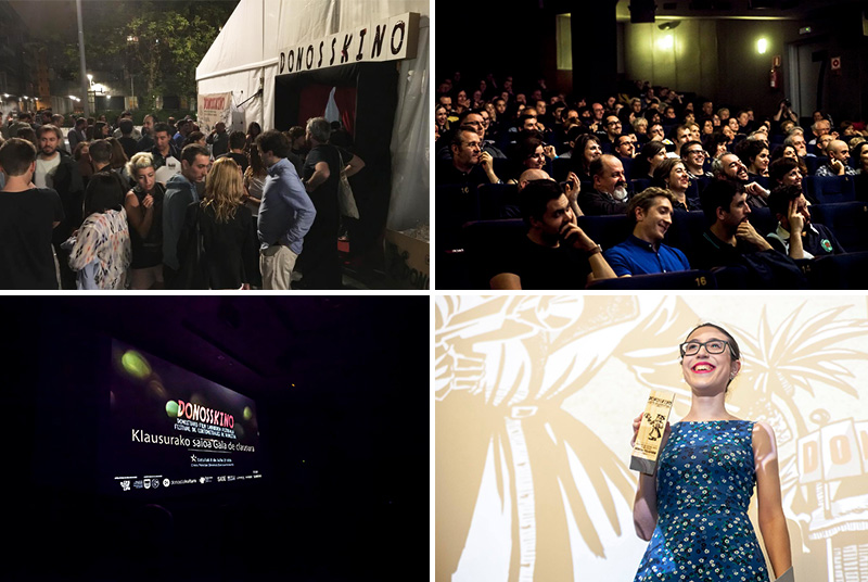 evento festival de cortos donosskino en san sebastian