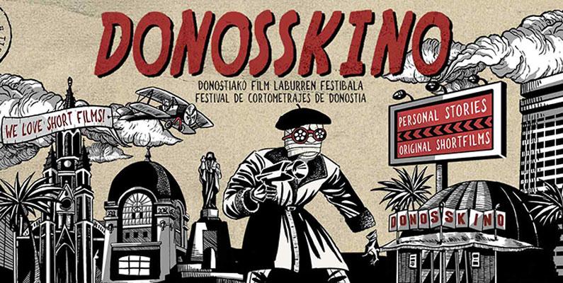Donosskino (o la película de comunicar un festival de cine de la noche a la mañana)