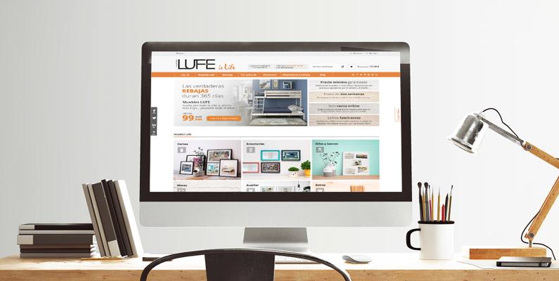 Diseñamos webs para tiendas online que gustan a nuestros clientes y a nuestra competencia