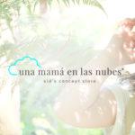 rediseño de imagen planteado para la shop online una mamá en las nubes