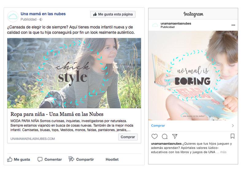 diseño y gestión de campañas de publicidad en facebook e instagram ads