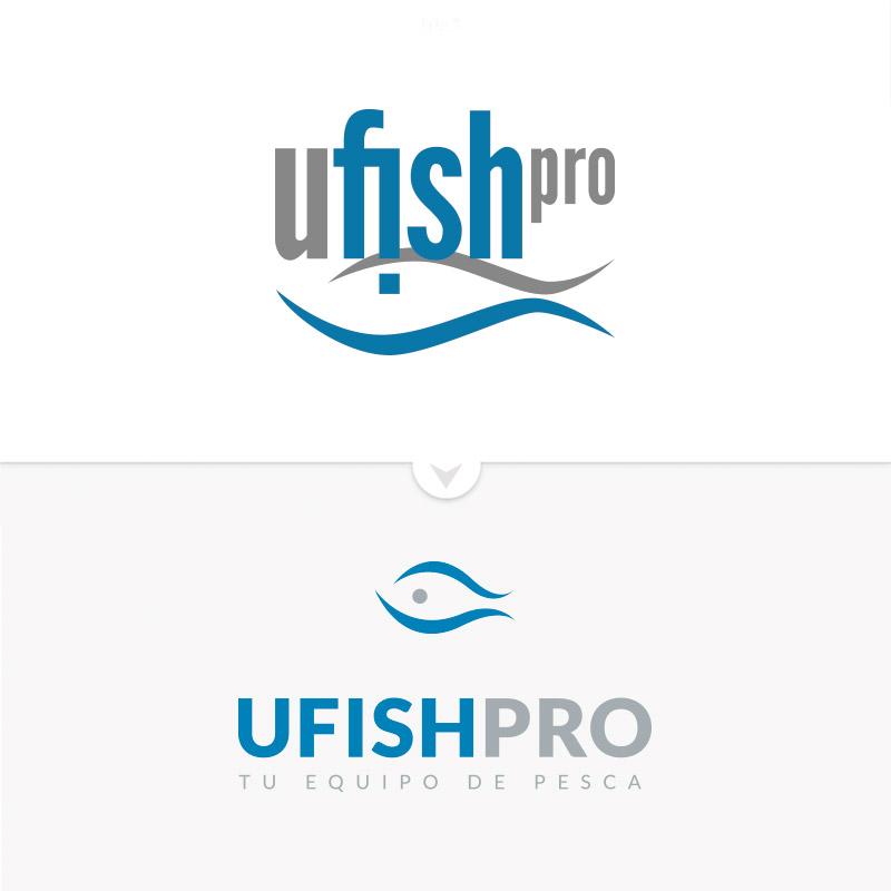 Rediseño de logotipo, Ufishpro