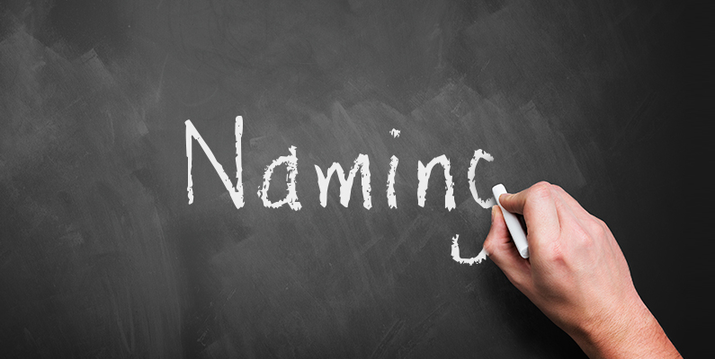 Estrategias de naming (o el placer de llamar a las marcas por su nombre)