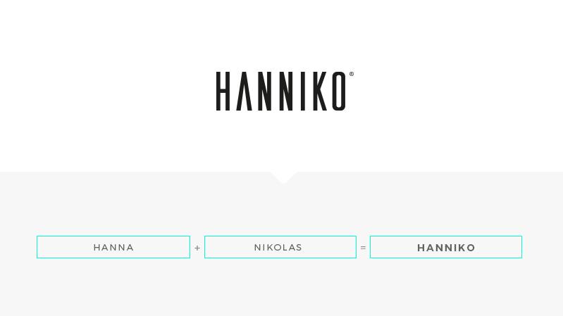 Proceso de naming de Hanniko