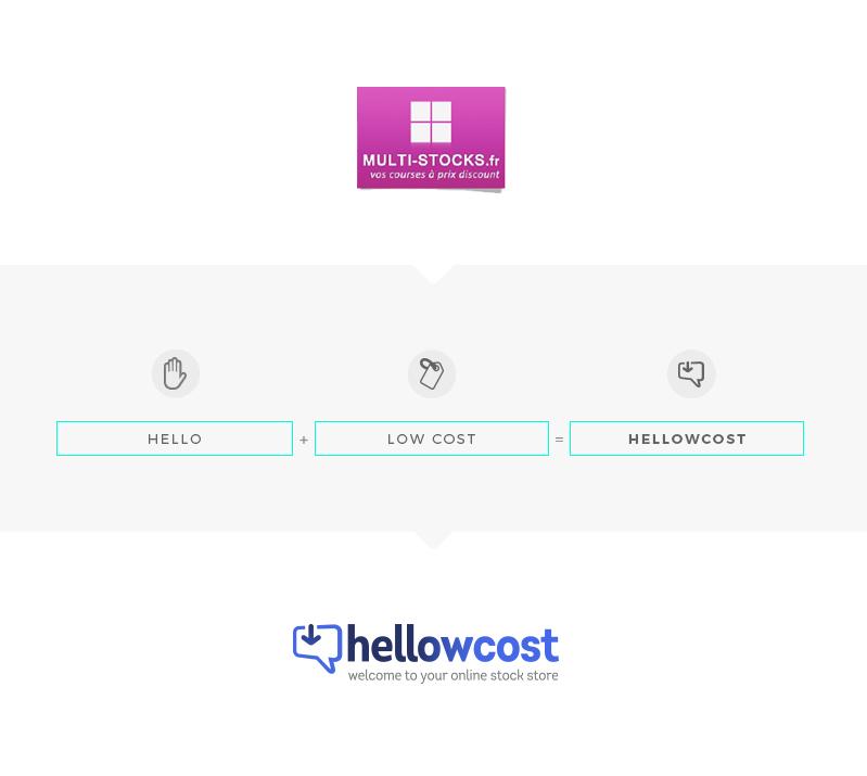 Proceso de naming de hellowcost
