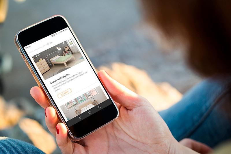 Agencia comunicación diseño web responsive