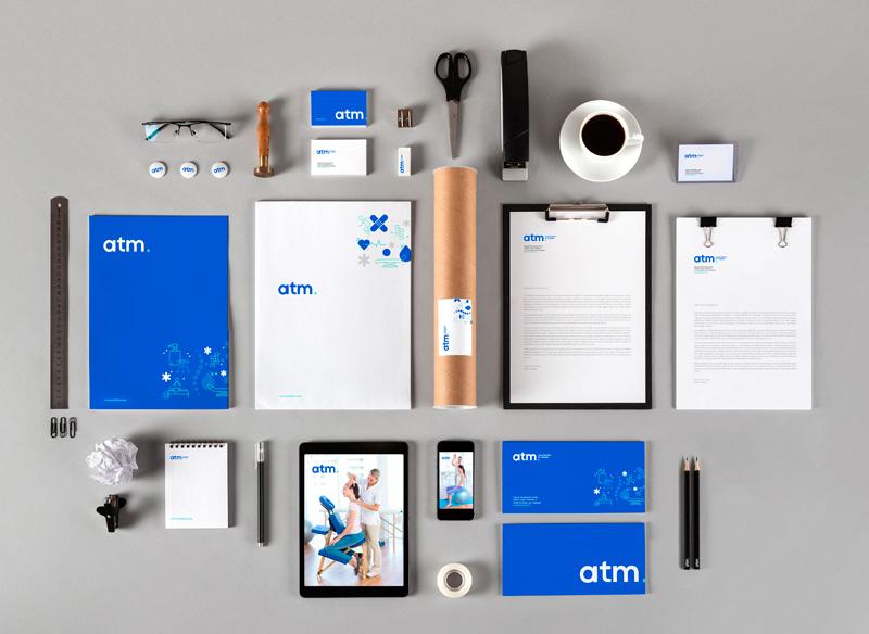 Desarrollo de Identidad Visual de ATM