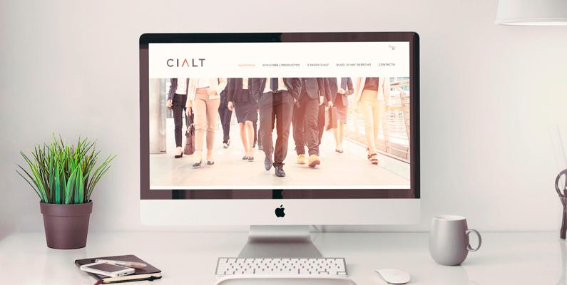 Para esta empresa tener la mejor página web posible es un derecho básico