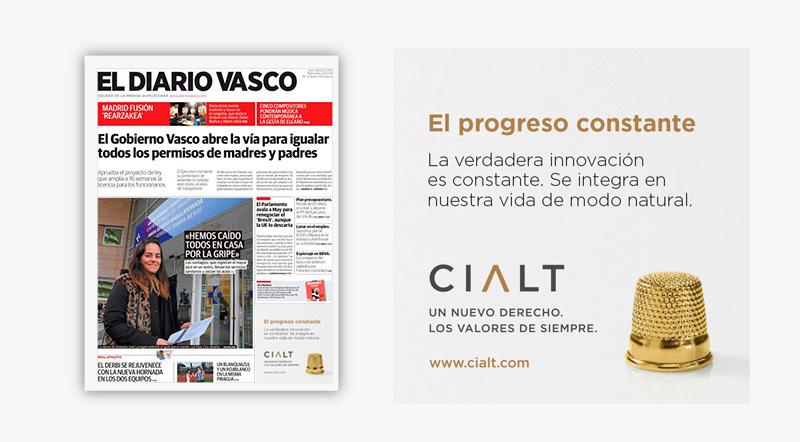 Cialt Presan Diario Vasco Portada