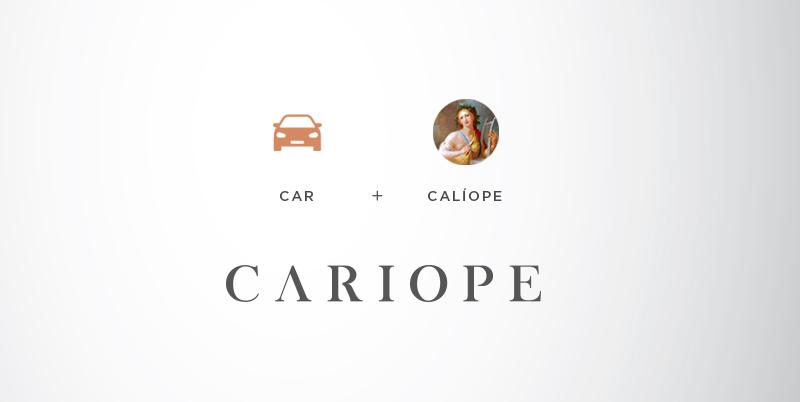 Creación del naming de Cariope (Car y Calíope)
