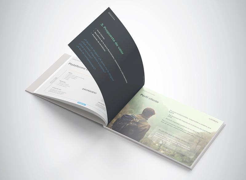 Brandbook Ekomodo. Identidad Visual