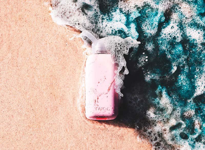 Nuoc botellas ecológicas y sostenibles