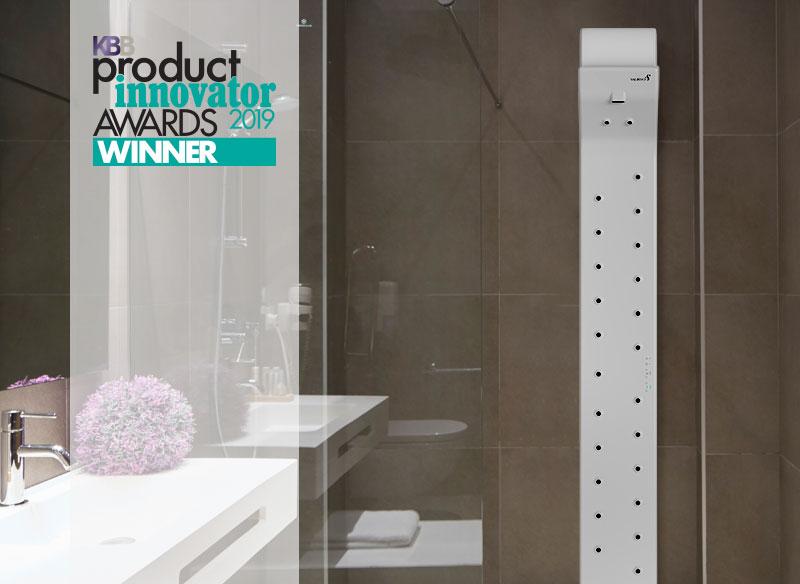 Valiryo Body Dryer ha conseguido el Premio KBB